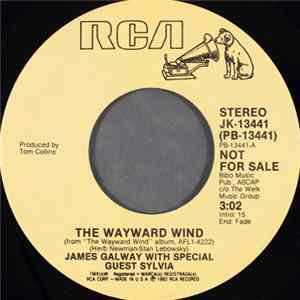 James Galway With Special Guest Sylvia - The Wayward Wind mp3