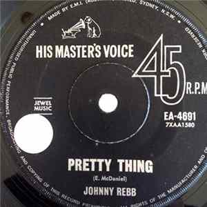 Johnny Rebb - The Girl Can't Help It mp3