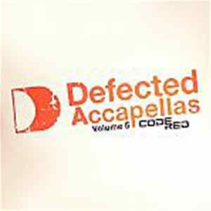 Various - Defected Accapellas Volume 5 Code Red mp3
